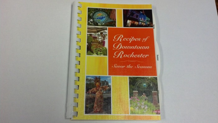 Downtown Rochester Cookbook