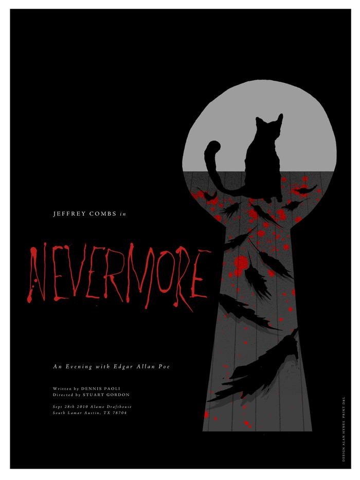 Alan Hynes' Poster