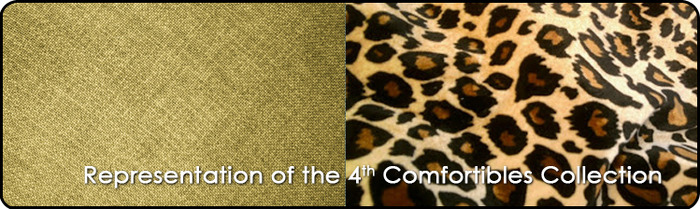 Representation of the 4th Comfortibles Collection