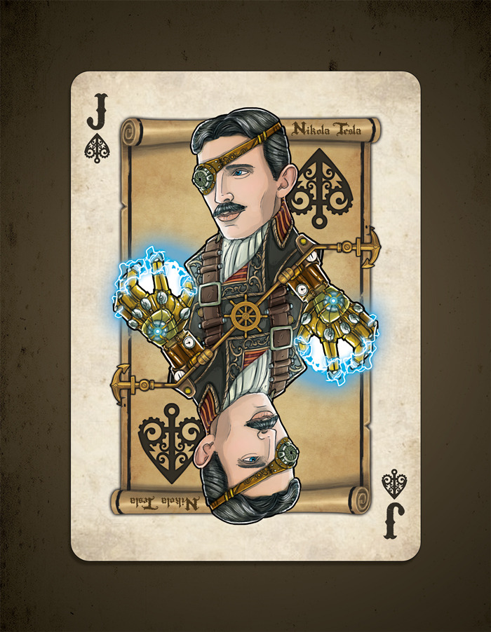 Nikola Tesla (insert electricity pun/joke/witty comment)