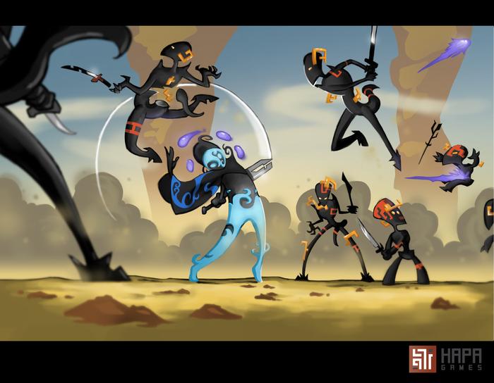 Combat Concept