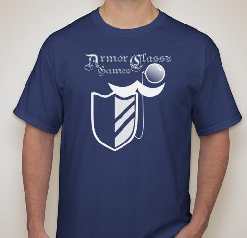 Armor Classy Games shirt? YES QUITE!