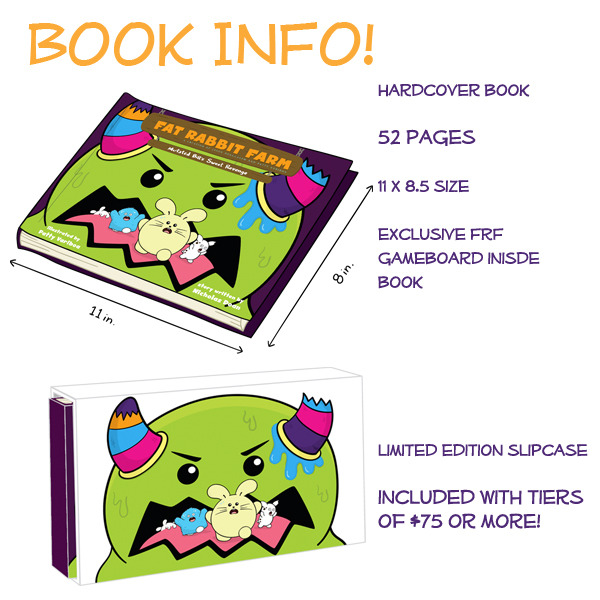 Fat Rabbit Farm: Mutated Bill's Sweet Revenge book specs
