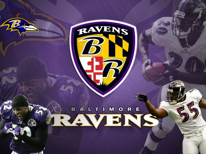 You could own a football from the Baltimore Ravens!