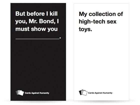 cards against humanity amazon ita