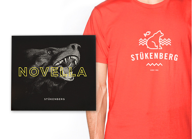 This is a mock-up of the awesome CD and American Apparel T-Shirt in many of the exclusives to the right!