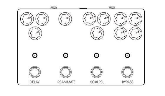 FXdoctor 8-Bit Fuzz Pedal's US Tour by Joshua Zalegowski