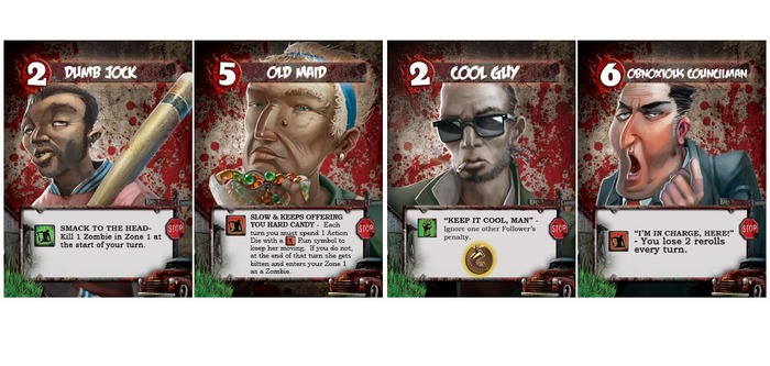 Follower Cards