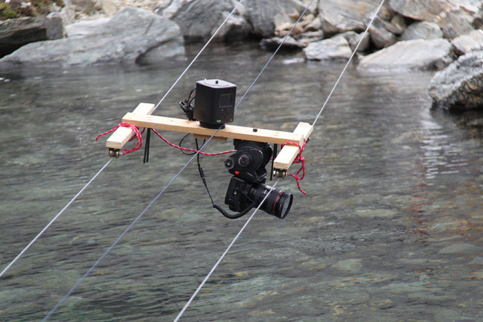Genie Motion Control Time Lapse Device By Chris Thomson