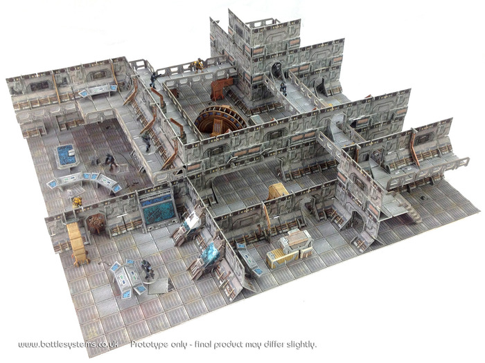Kickstarter: Battle Systems™ Sci-fi Modular Terrain 5582c9eef9470c78a1e350a68a90125d_large