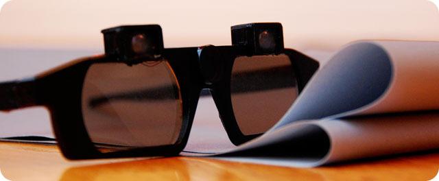 castAR bril