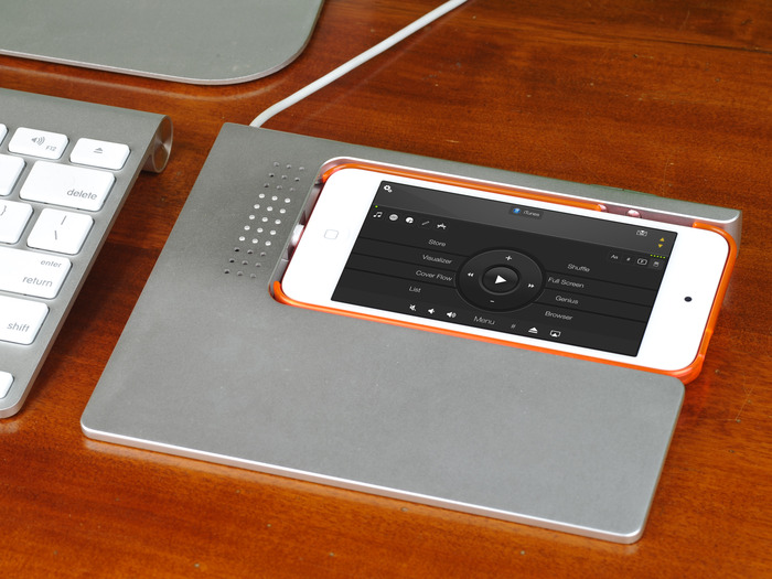 Transform your iPhone into a full media controller