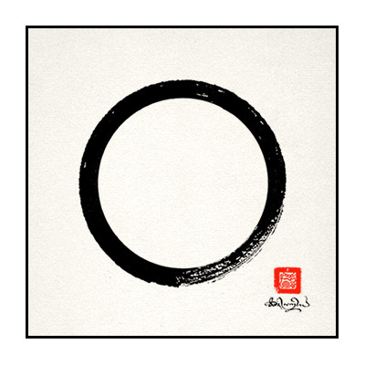 NEW PLEDGE: Planetary Collective Enso Print — Kickstarter
