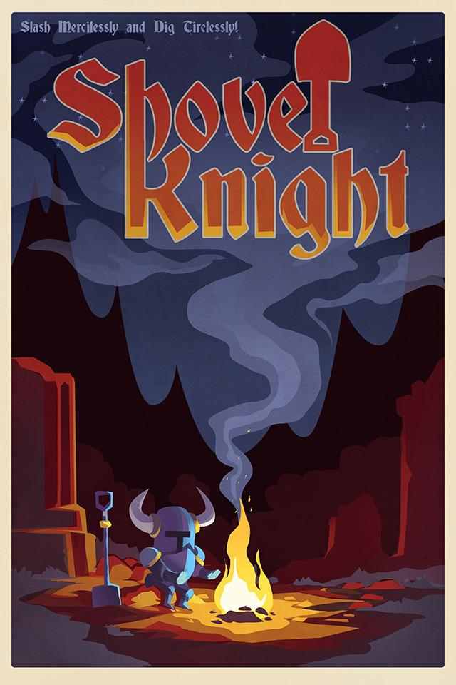 Скачать игру [Обзор] Shovel Knight через торрент