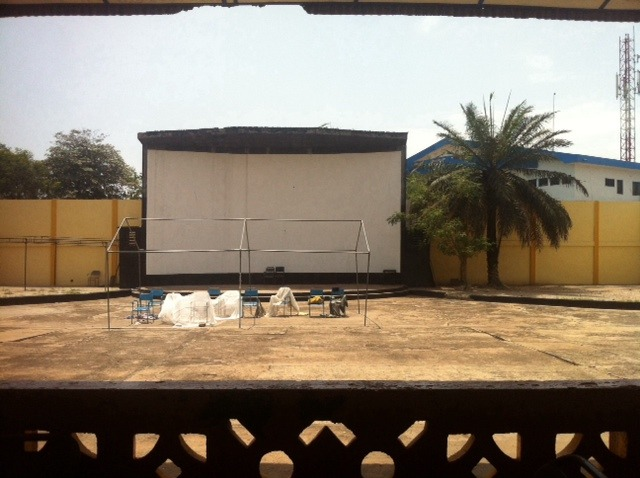 REX Cinema - Accra, Ghana (Today)