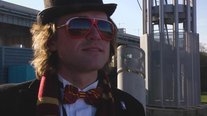 Alex Benepe, Comissioner, International Quidditch Association