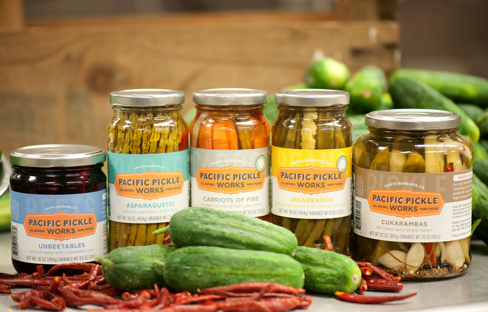 The 5 original PPW pickle varieties