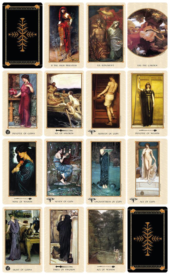 Tarot Of Delphi: Know Thyself By Janet D.H. Hinkel