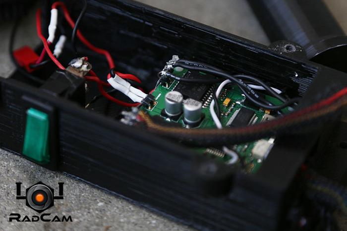 A peek inside the prototype