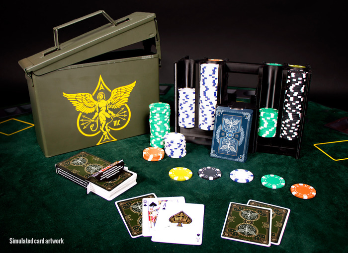 The Most Awesome Poker Set in the World