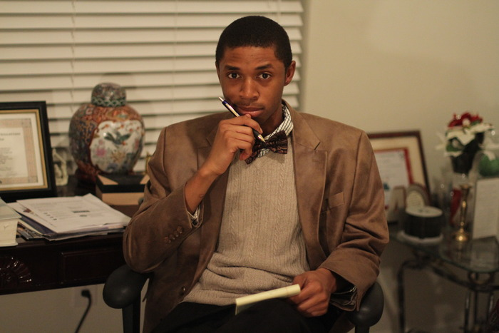 Earvin Comer as Sam's psychiatrist, Dr. Devon.