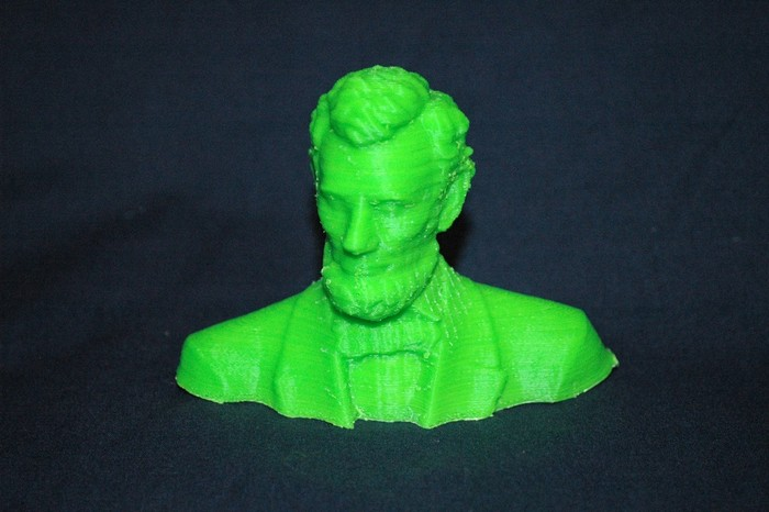 Asterid 3D printer sample print 007