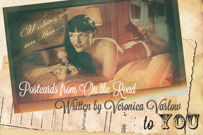 Postcards from the Road - Written from Me to You.   $25 Reward.