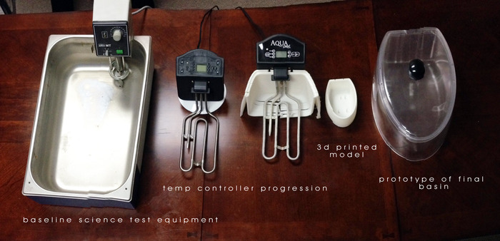 Our evolution to an awesome sous vide cooker.