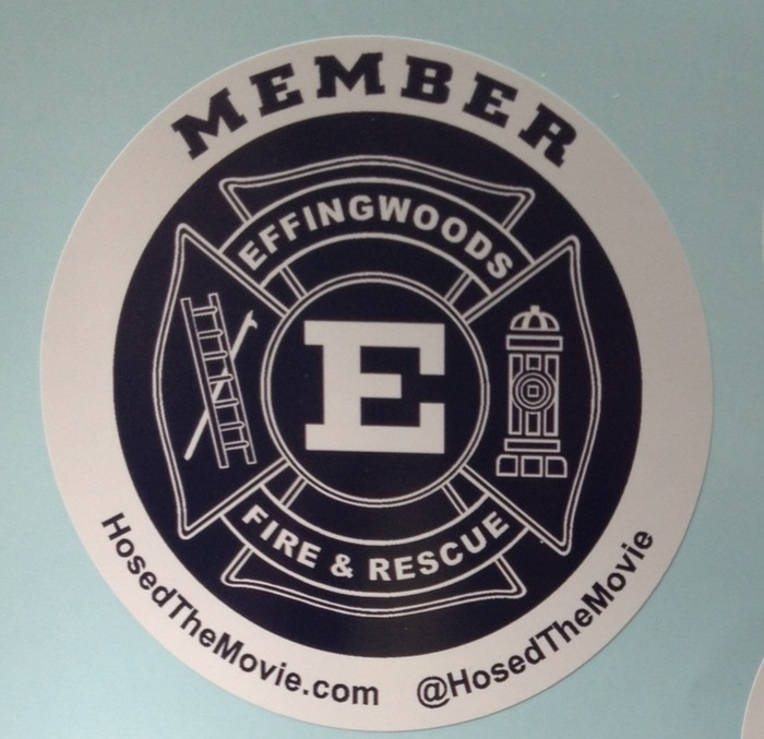 Official Member Window sticker! Be the envy of whole Effing neighborhood!