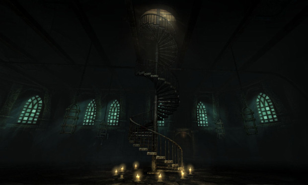 Amnesia: The Dark Descent by Frictional Games
