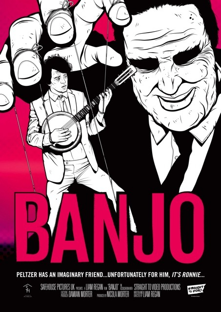 Promotional Poster for Banjo