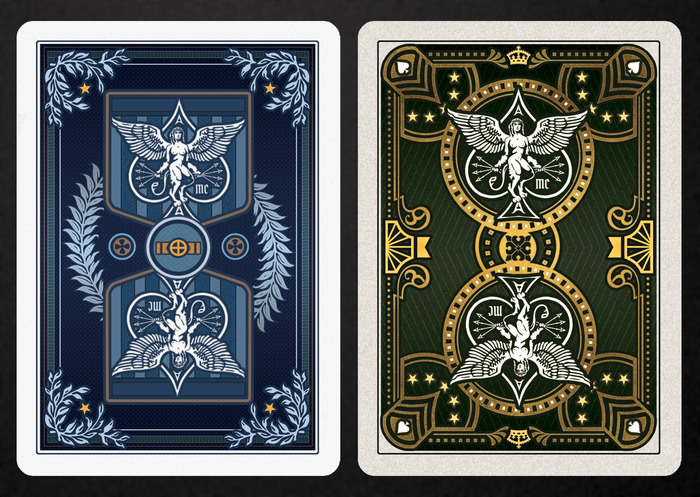 Set includes two custom decks: Honor Guard and Generalissimo