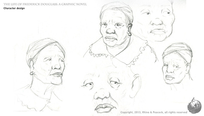 Grandmother studies