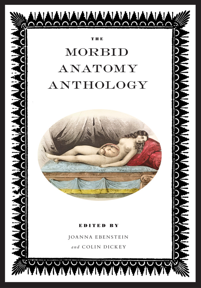 Morbid Anatomy Anthology Cover