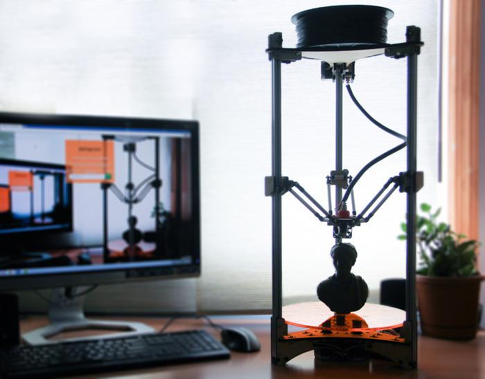 3D 列印機太貴怎麼辦?自己做一個成本可以驟降 93 %!