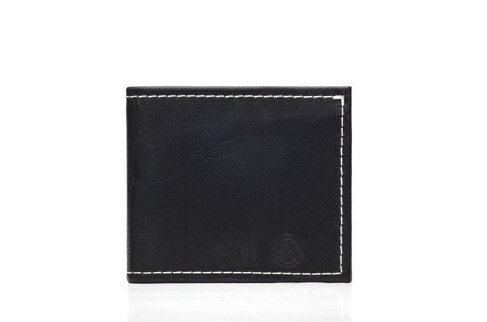 Design your own VIATOR GEAR RFID ARMOR™ handcrafted kanagroo leather billfold wallet example.