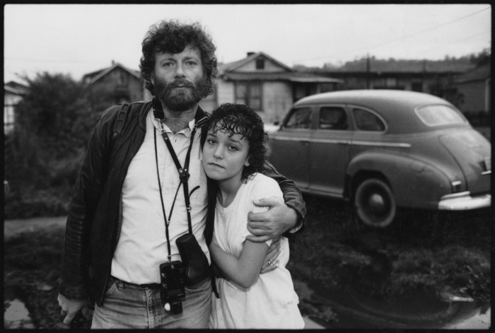 Martin & Tiny, Seattle, 1983