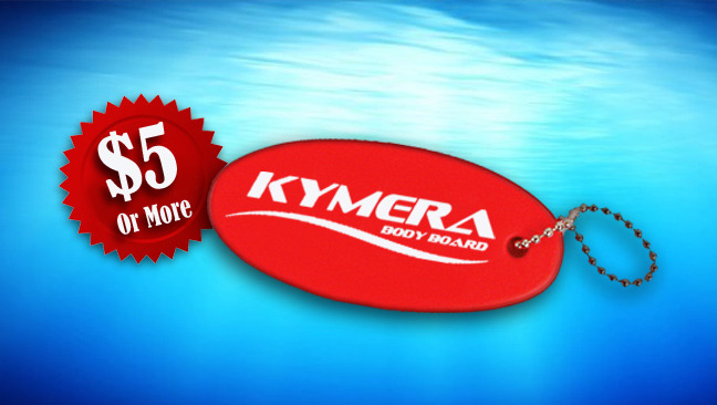 Your helping us make Kymera a reality, saving your keys is the least we can do!