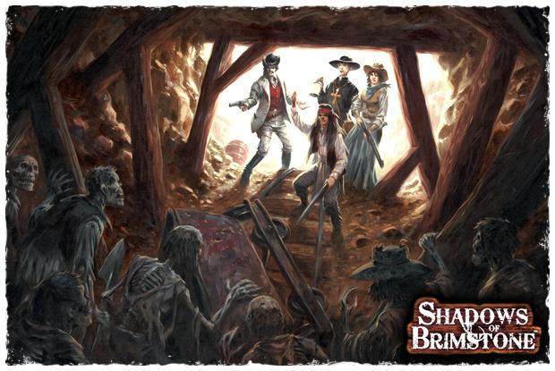 Настольная игра Shadows of Brimstone | Канобу - Изображение 5733
