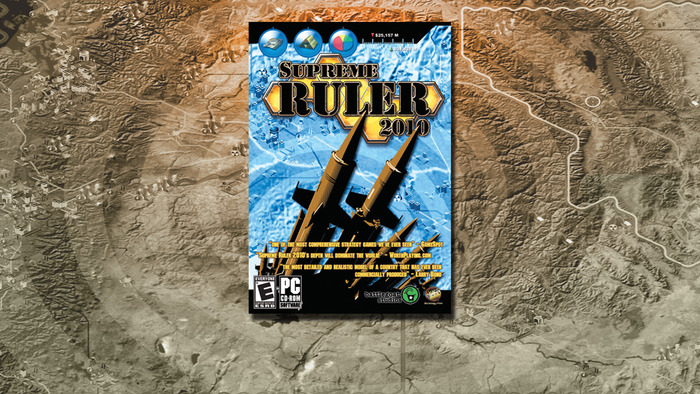 Supreme Ruler 2010, released in 2005