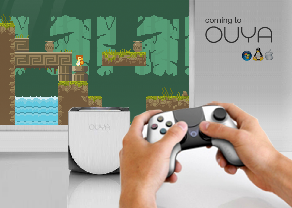 Coming to Win, Mac, Linux and OUYA