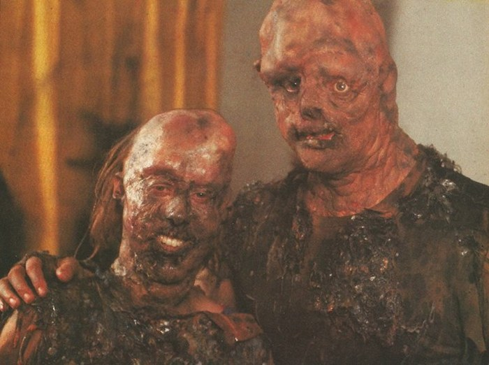 Autographed pic from The Toxic Avenger for only a $25 Pledge