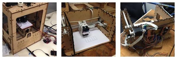 Printer development from alpha to beta prototypes