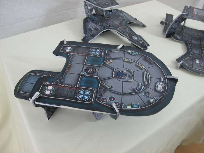 Ship Battle Boards!