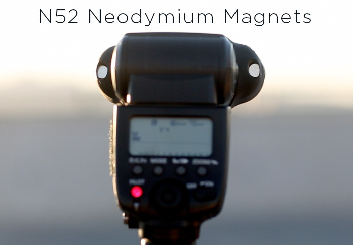 N52 Neodymium magnets are as strong as they come!
