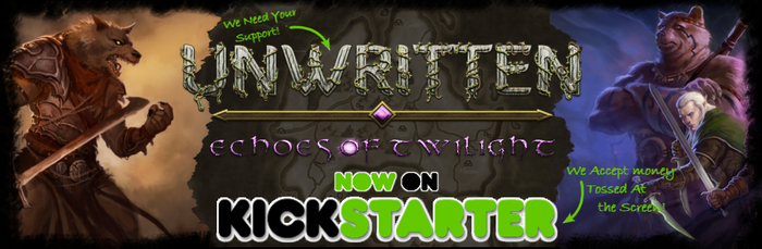 Watch for our new Kickstarter in November!