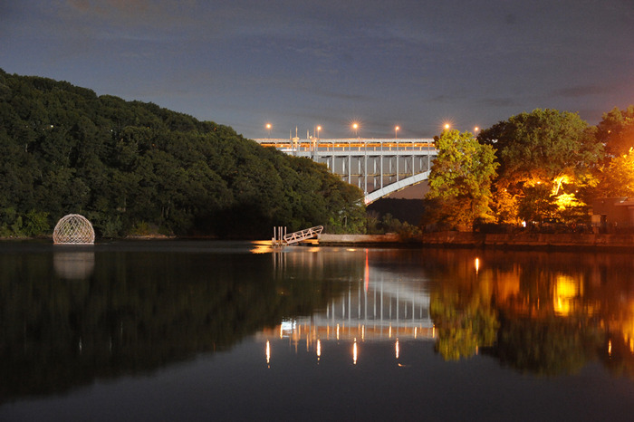 Night in Inwood, July 31, 2013
