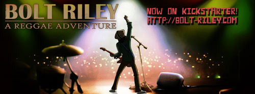 Bolt Riley - A Reggae Adventure