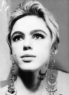 The fabulous 60's icon, (Edie Sedgwick)