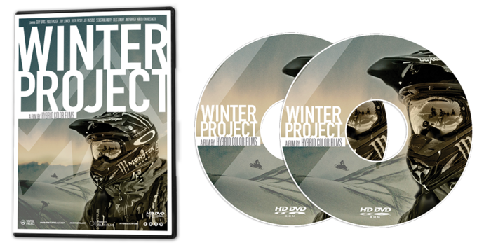 Winter Project DVD